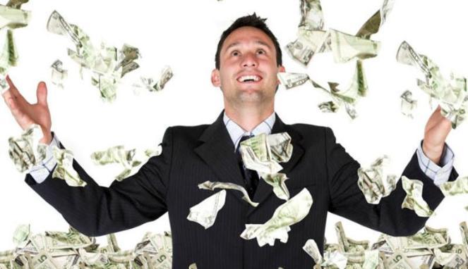 cara menjadi orang kaya