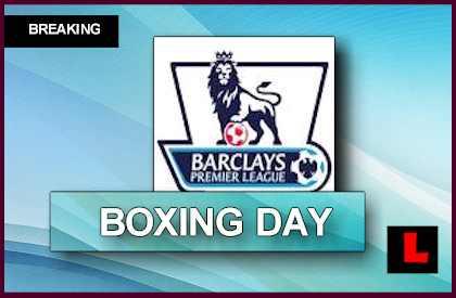 fakta menarik boxing day liga inggris